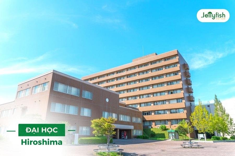 Đại học Hiroshima là một trong những trường đại học quốc lập đầu tiên tại Nhật Bản