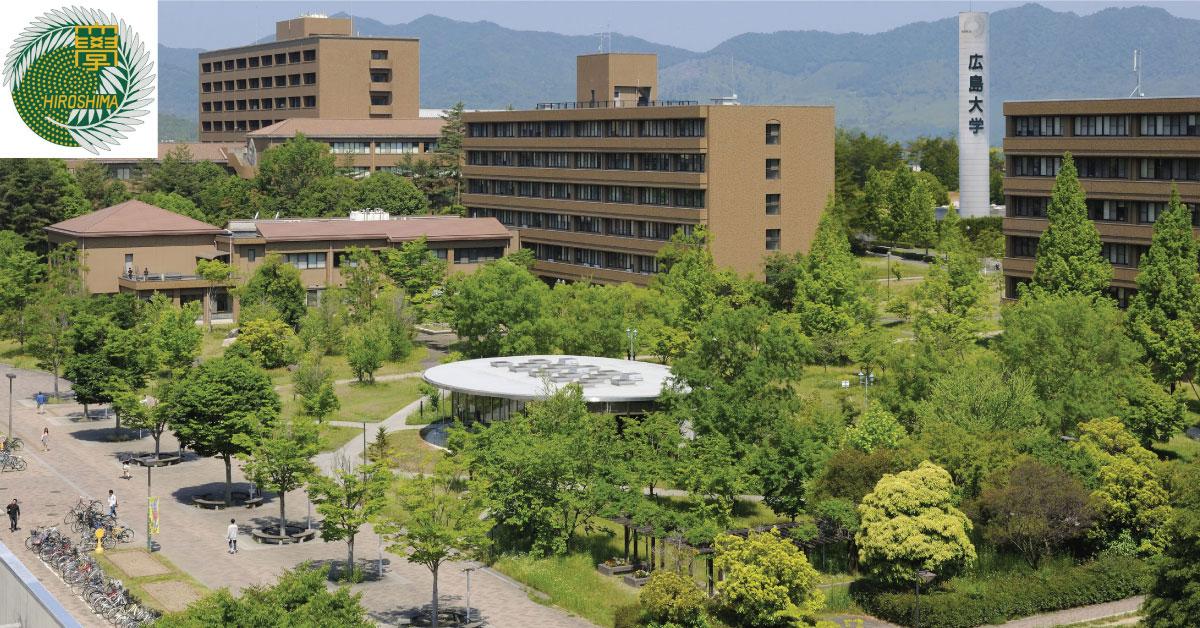 Du học Nhật Bản hệ tiếng Anh tại trường đại học Hiroshima