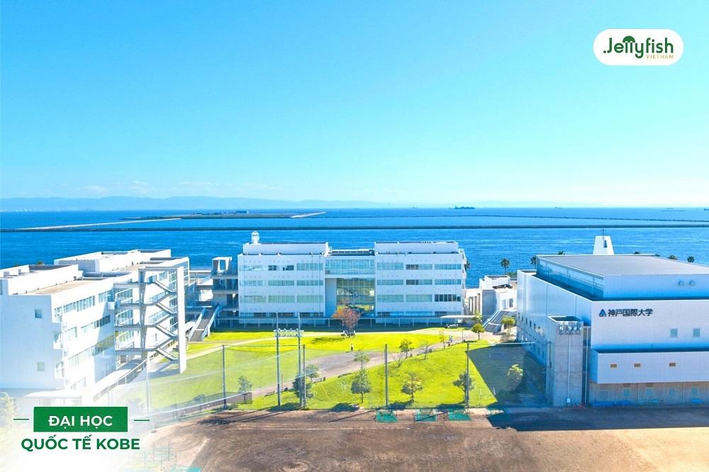 Đại học quốc tế Kobe là một trường đại học tư ở Kobe, Hyōgo, Nhật Bản