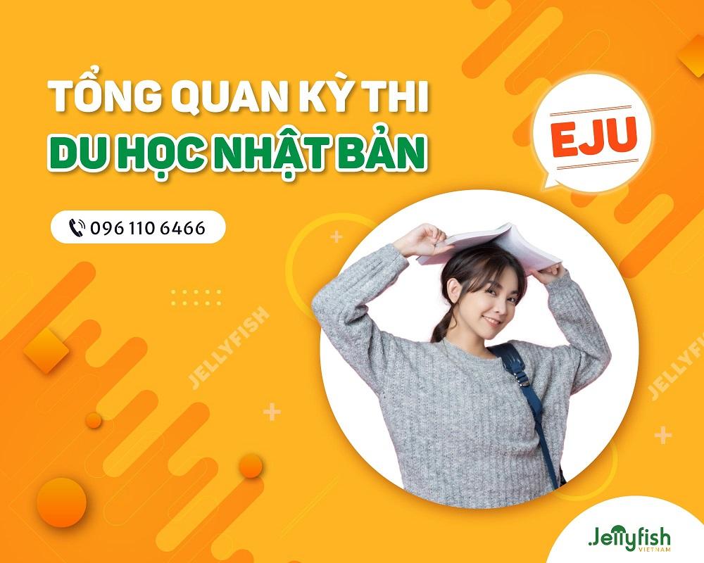 Tìm hiểu về kỳ thi du học Nhật Bản EJU