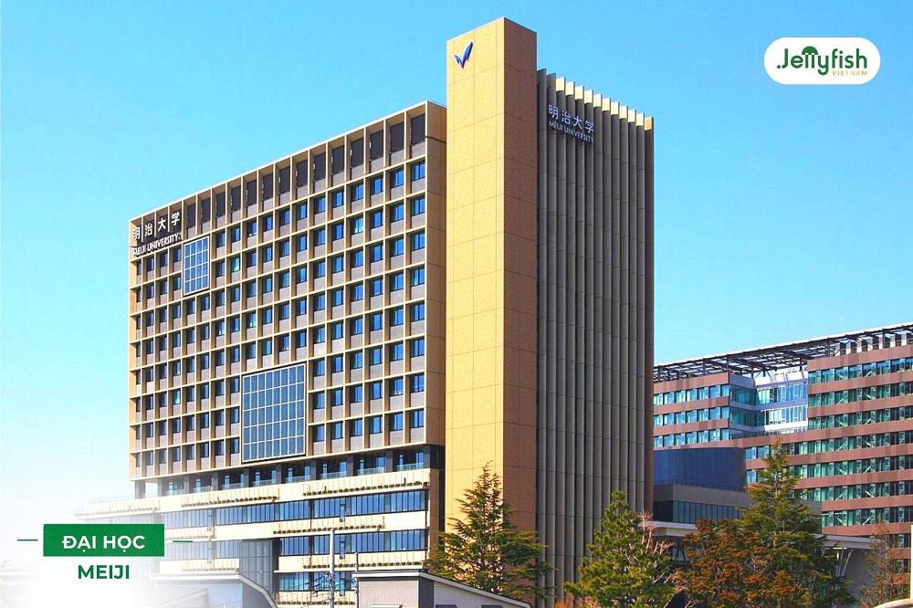 Trường Đại học Meiji