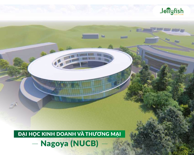 Đại học Kinh doanh và thương mại Nagoya (NUCB)