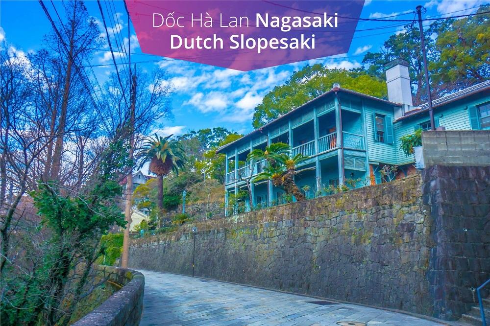 Dốc Hà Lan Nagasaki