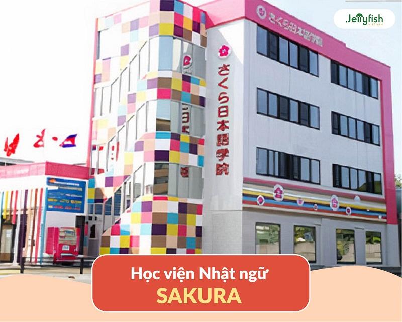 Học viện Nhật ngữ Sakura