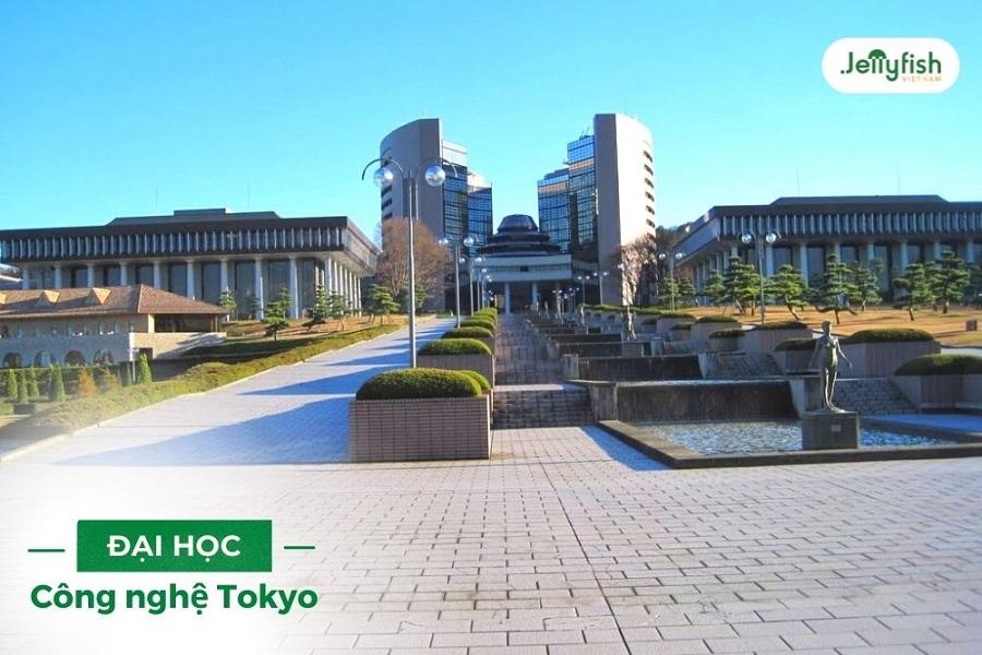 Tokyo University of Technology đã phát triển để trở thành một trường đại học khoa học và công nghệ toàn diện