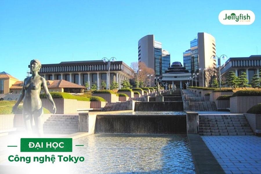 Hệ thống học bổng Tokyo University of Technology