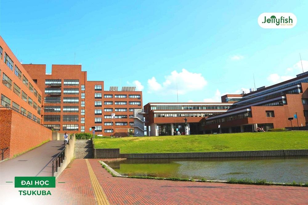 Trường Đại học Tsukuba Nhật Bản