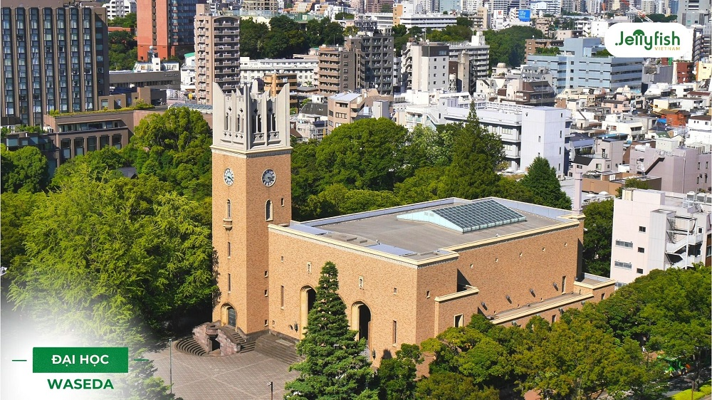 Trường Đại học Waseda