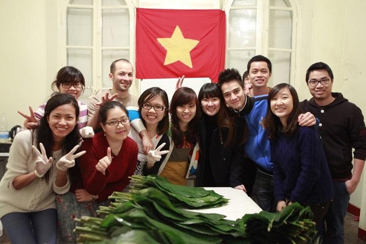 Du học sinh Việt Nam tại Nhật Bản - Ảnh 1