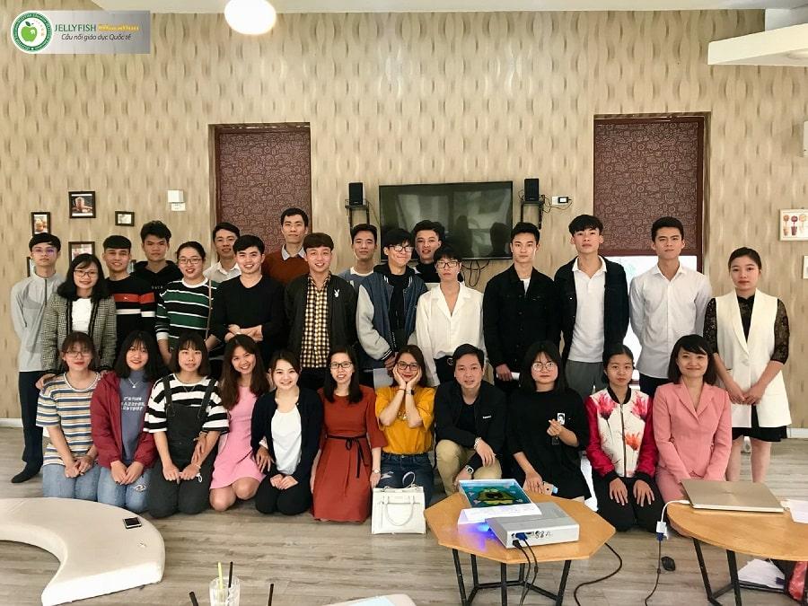 Buổi học định hướng và chia tay du học sinh Nhật Bản kỳ tháng 4/2019 - Ảnh 1
