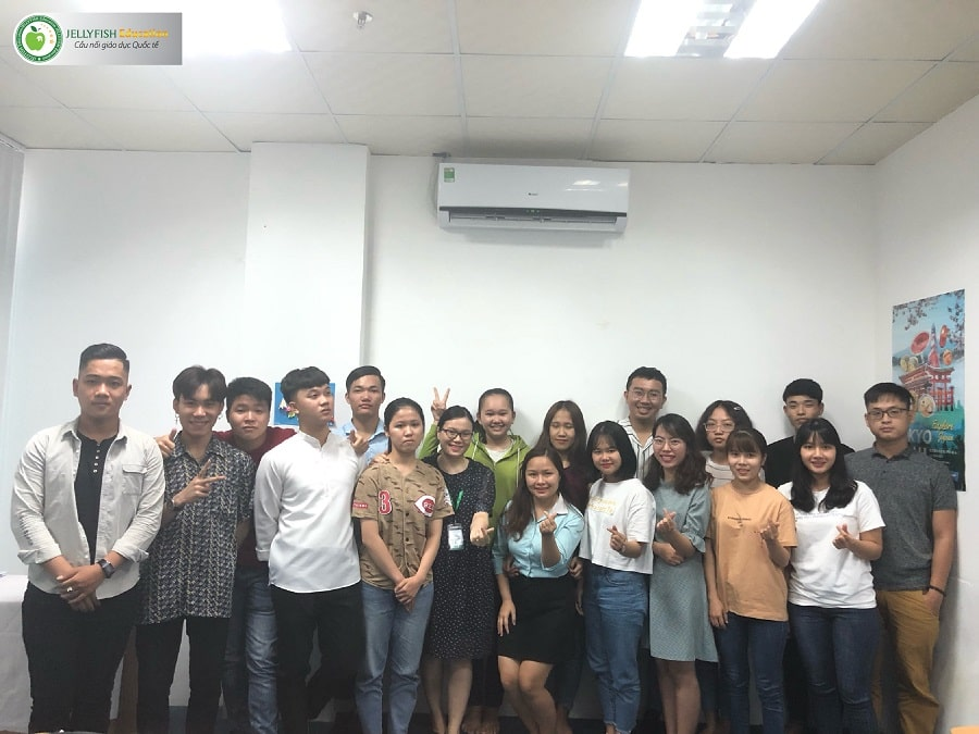 Buổi học định hướng và chia tay du học sinh Nhật Bản kỳ tháng 4/2019 - Ảnh 2