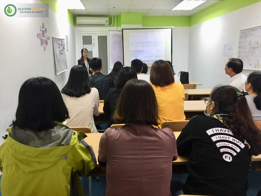 Buổi học định hướng và chia tay du học sinh Nhật Bản kỳ tháng 4/2019 - Ảnh 4
