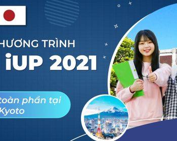 CHƯƠNG TRÌNH KYOTO iUP 2021
