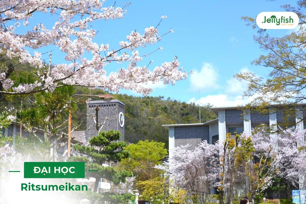 Lịch sử của khối trường Ritsumeikan bắt đầu từ những năm 1869