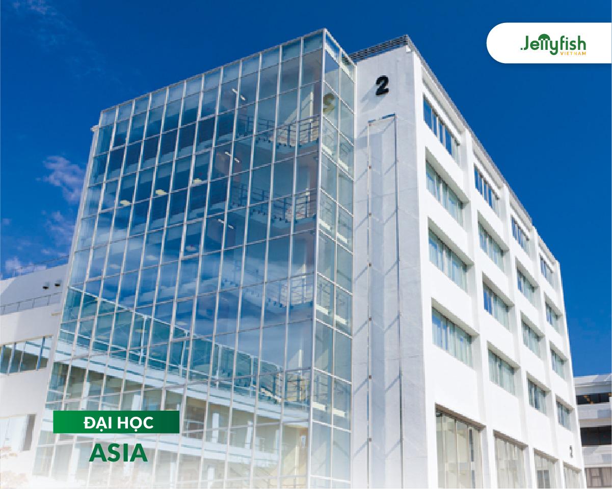 Đại học tư thục Asia
