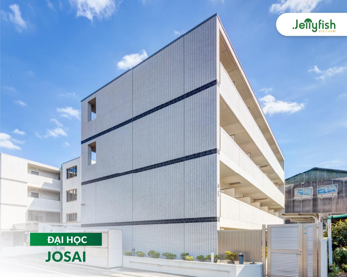 Khuôn viên Josai - ảnh 3