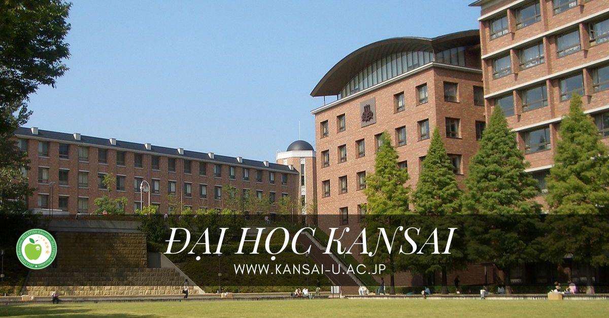 Trường Đại học Kansai là một địa điểm lý tưởng, là niềm mơ ước của bao học sinh trong nước và quốc tế.