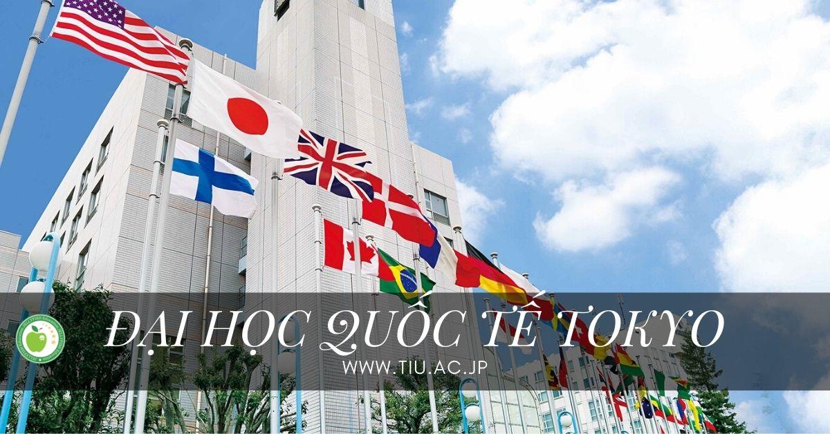 Trường Đại học quốc tế Tokyo Nhật Bản