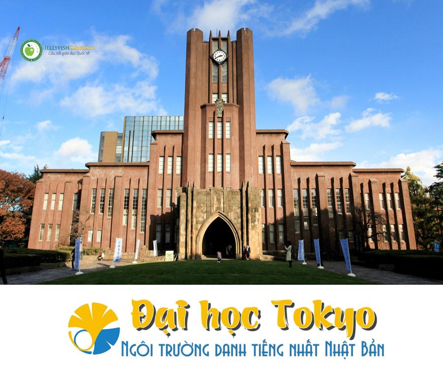 Đại học Tokyo là một trong những trường Đại học tốt nhất tại Nhật Bản