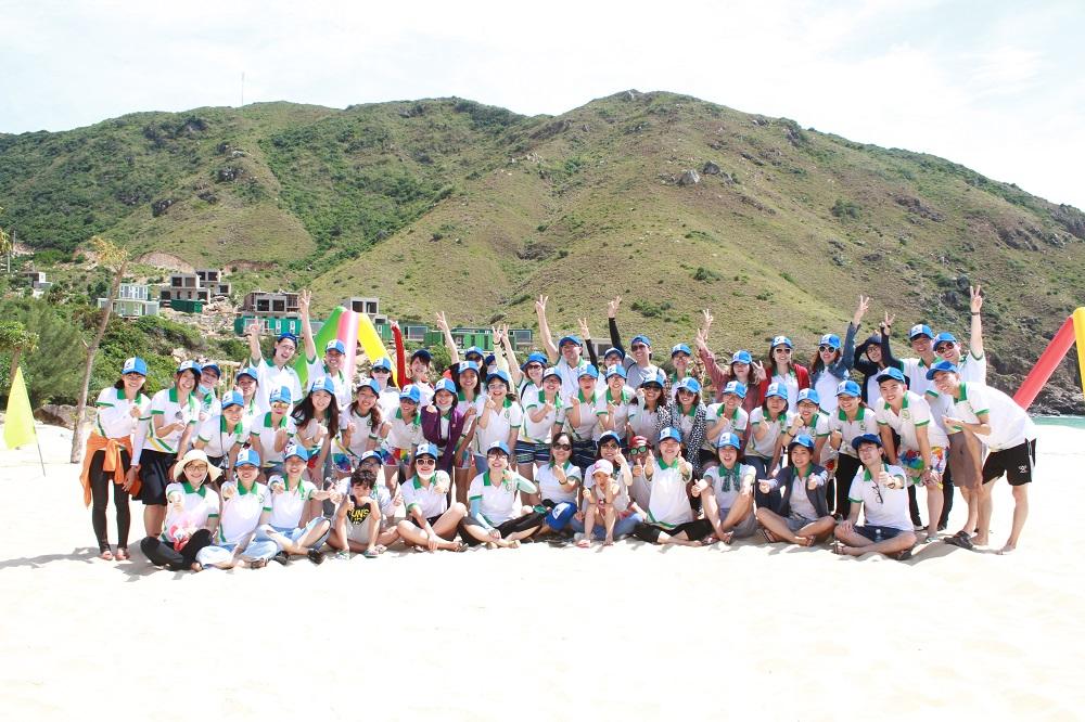 Đội ngũ nhân viên Jellyfish Education