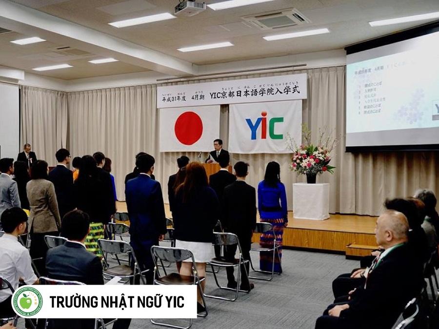 Học viện Nhật Ngữ YIC