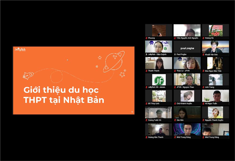 Giới thiệu du học THPT tại Nhật Bản