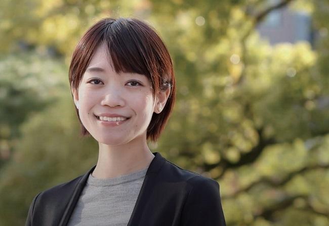 Cô Yoshinaka Mayu - Giám sát viên Khảo thí Khu vực Đông Nam Á - ĐH Kyoto