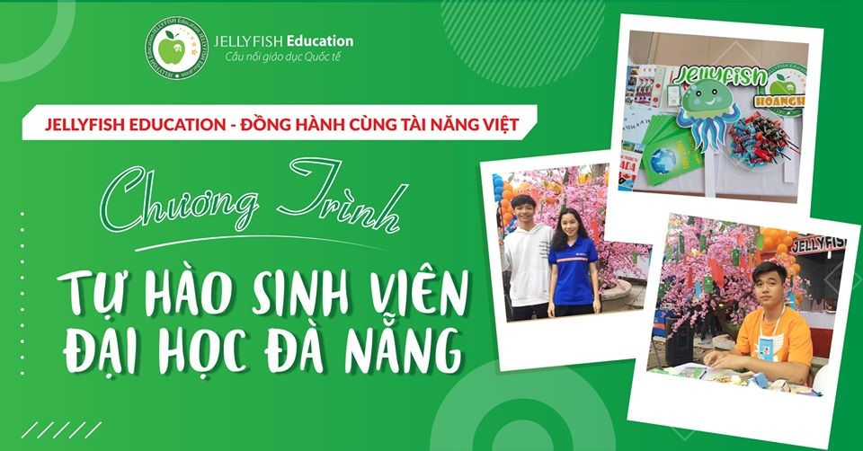 Jellyfish đồng hành cùng Đại Học Đà Nẵng trao học bổng và tặng vé xe tết cho sinh viên nghèo vượt khó