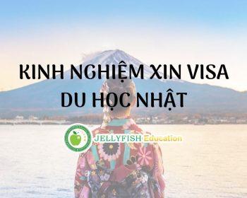 Kinh nghiệm xin visa du học Nhật