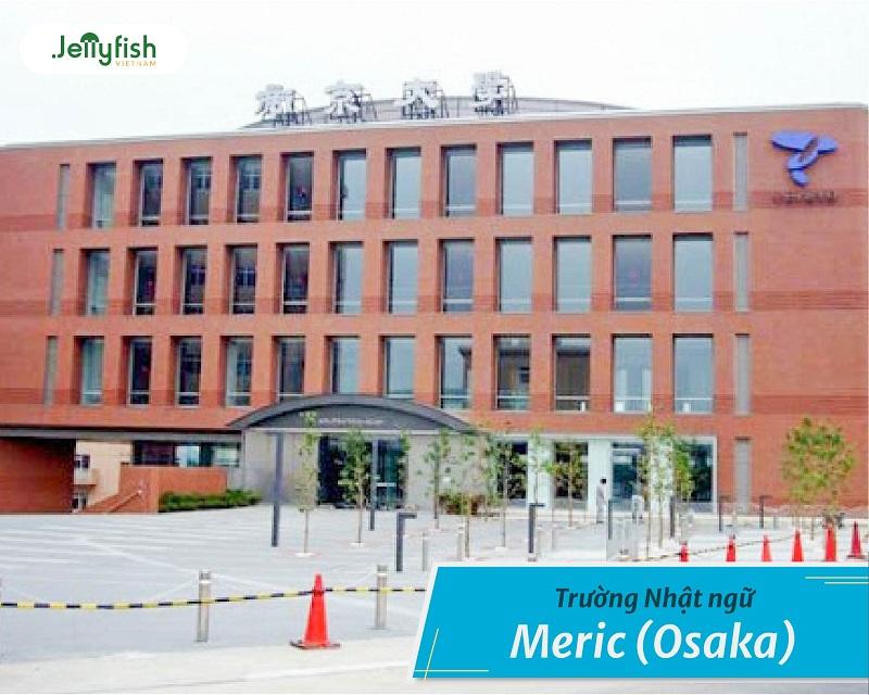 Trường Nhật ngữ Meric (Osaka)