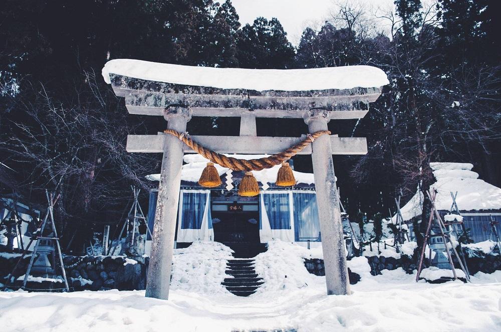 Mùa đông tại Nhật Bản