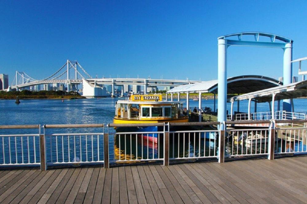Biển Decks Tokyo nhật bản