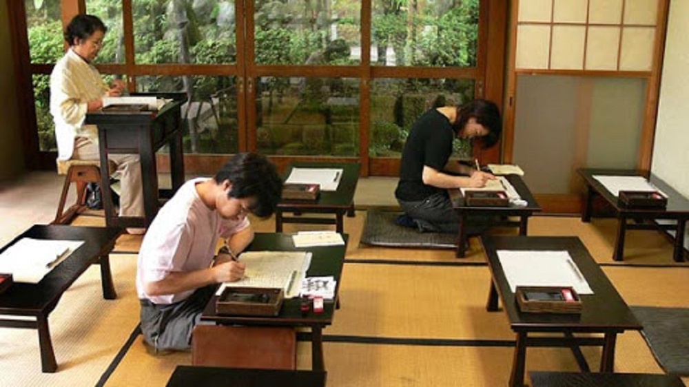 Trung tâm nghệ nhân truyền thống Japan