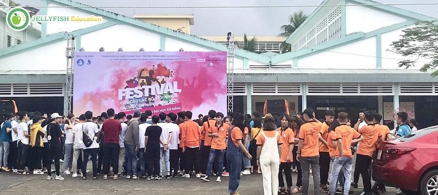 Festival Các câu lạc bộ đội nhóm ĐHĐN năm 2020 - Tự hào sinh viên đại học Đà Nẵng