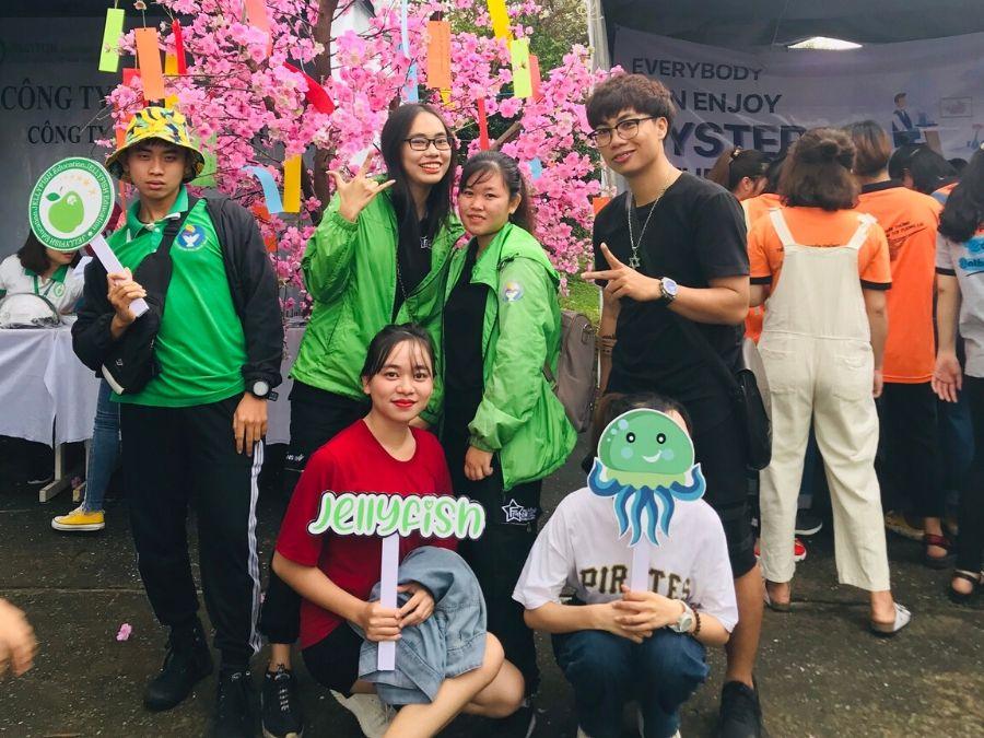 Trải nghiệm văn hóa Nhật Bản, Hàn Quốc