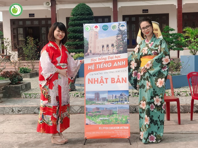 Ngày hội Văn hóa & Du học tại Nam Định