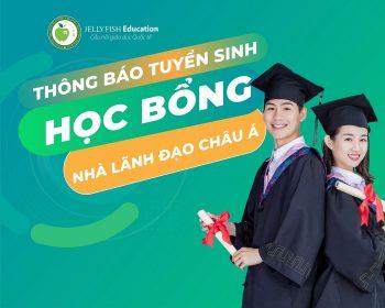 20 Suất học bổng Nhà lãnh đạo châu Á 2021
