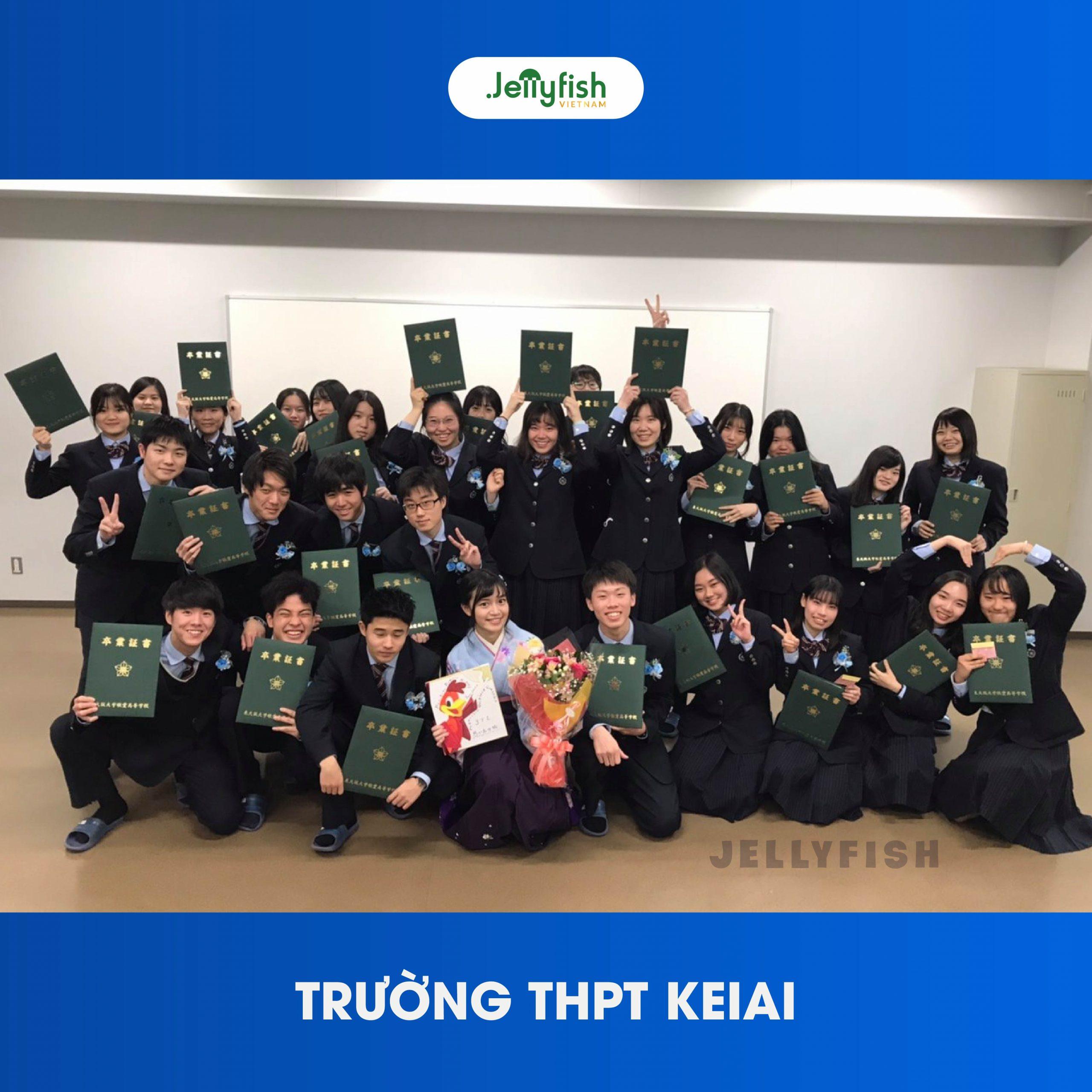 Trường THPT Keiai