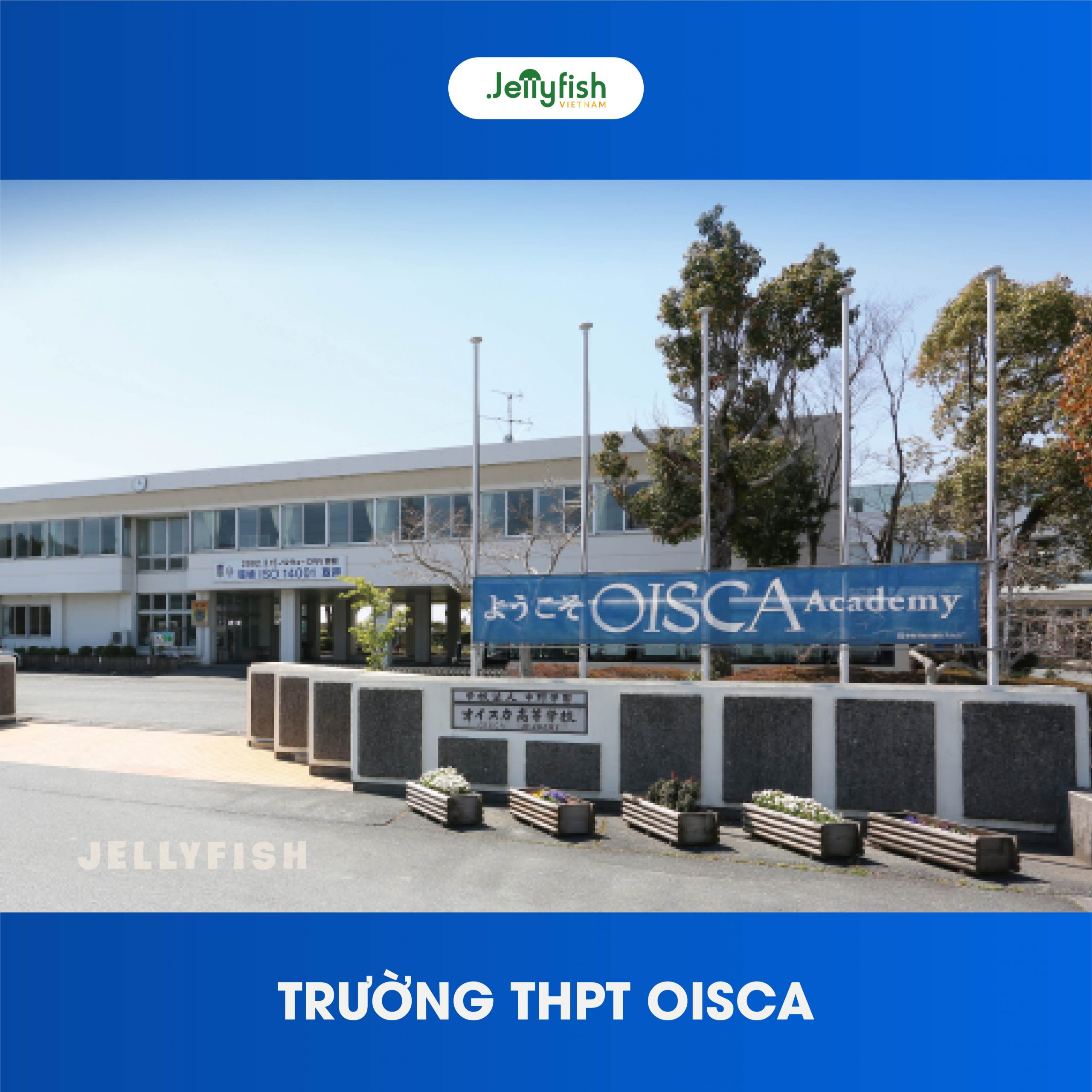 Trường THPT Oisca