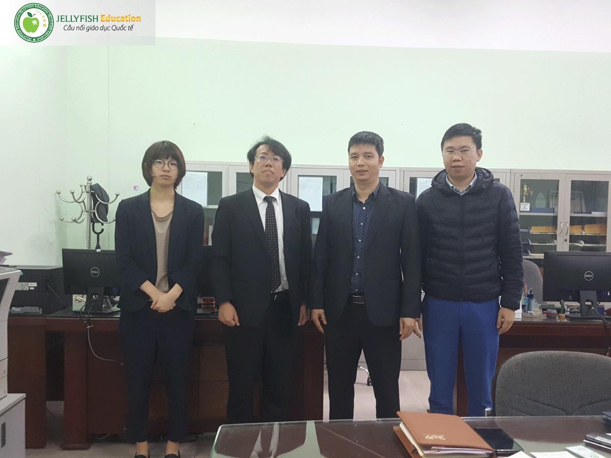 Trường Đại học Công nghiệp hỗ trợ tích cực trong công việc truyền thông học bổng tới các bạn sinh viên