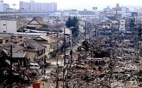 Kobe ngày 17/1/1995
