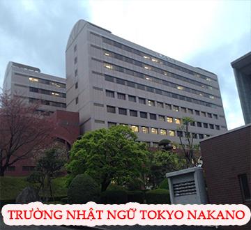 TRƯỜNG NHẬT NGỮ TOKYO NAKANO