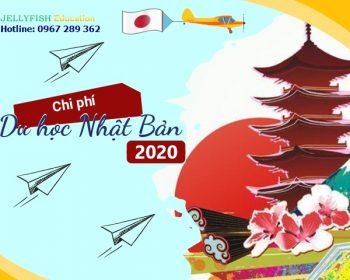 Tổng quan chi phí trước và sau du học Nhật Bản 2020