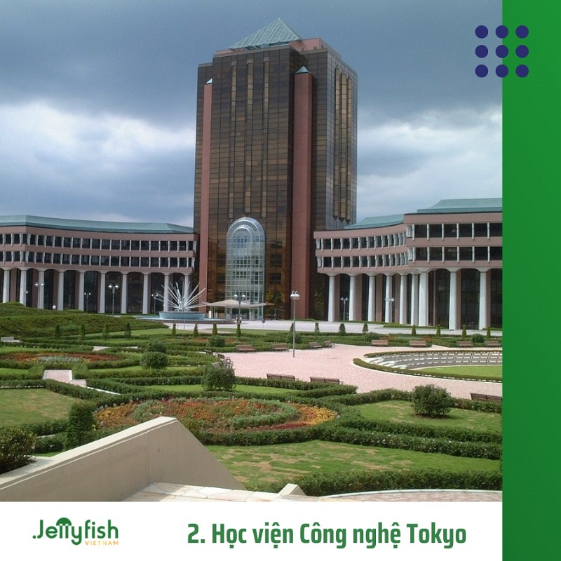 2. Học viện Công nghệ Tokyo