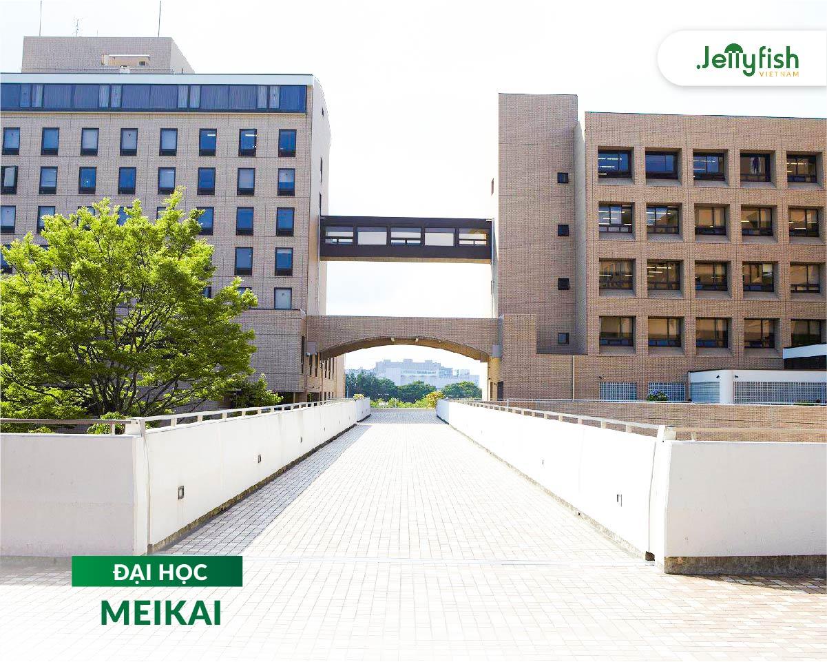 Trường Đại học Meikai Nhật Bản