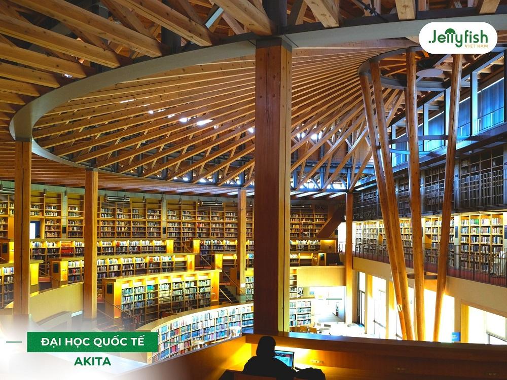 Thư viện trường AIU