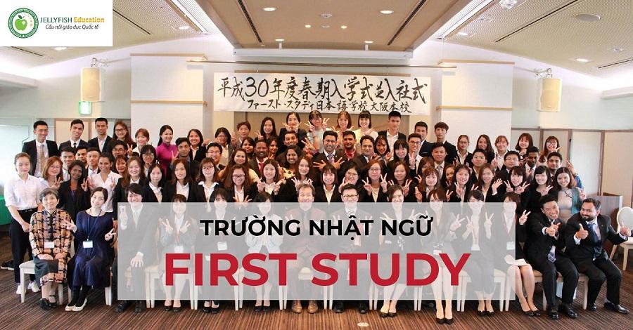 Trường Nhật ngữ First Study - Cam kết việc làm sau tốt nghiệp