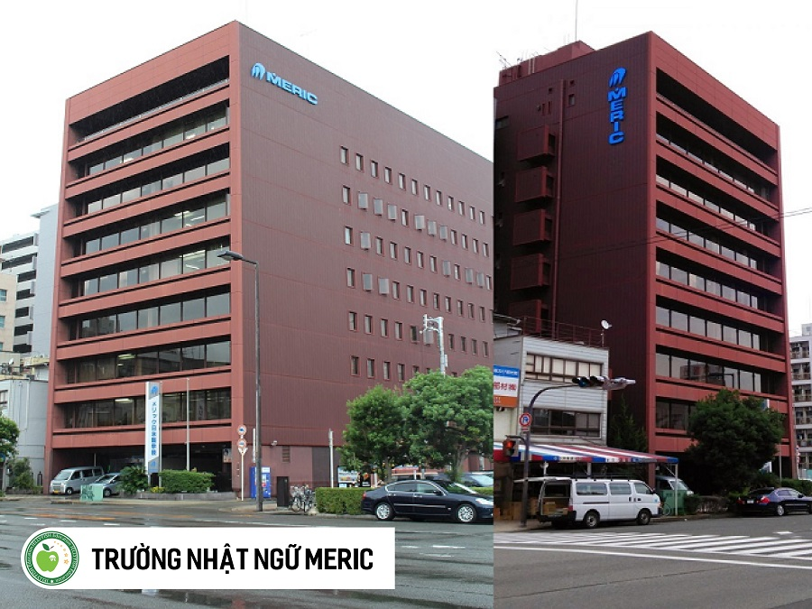 Trường Nhật ngữ Meric