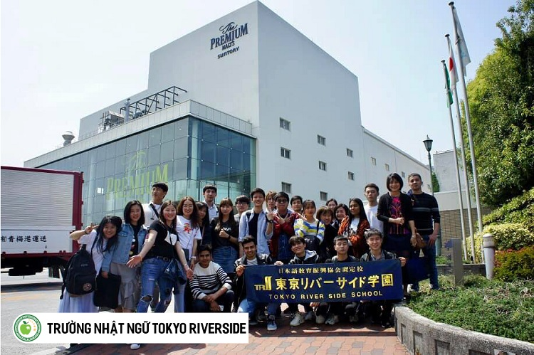 Học viên tại trường Tokyo Riverside - Ảnh 1