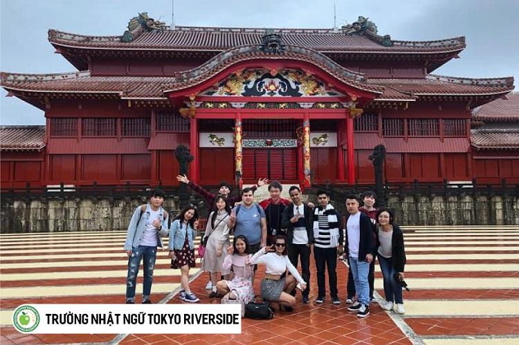 Học viên tại trường Tokyo Riverside - Ảnh 4